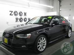2014 Audi Premium Plus for sale at First City Cars and Trucks in Rochester, NH. Rochester Nh, Granite State, City Car, Audi A4, Used Cars, Trucks, Truck, Cars