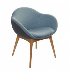 Bloom is a simple stylish chair that complements any environment. Stylish Chairs, Office Furniture, Bloom, Home Decor, Decoration Home, Room Decor, Home Interior Design, Home Decoration, Interior Design