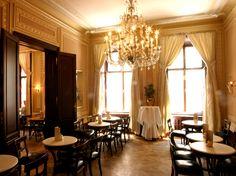 Pasteleria y Cafe Demel. Viena. AT.-