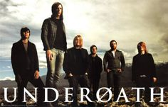 UnderOath, Christian Metal/Core Saw them with my brother (love you) in 2010 New Daisy Memphis, TN Great band reaching out to those who may be lost.