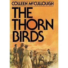 The Thorn Birds. Just bought it. The mini series was great but the books are always do detailed.