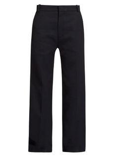 Boyfriend twill trousers | Raey | MATCHESFASHION.COM US