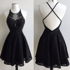 Sparkly Prom Dress, black lace prom dress short special occasion dresses short prom dress homecoming dress graduation dresses cut party dress , These 2020 prom dresses include everything from sophisticated long prom gowns to short party dresses for prom. Cute Homecoming Dresses, Hoco Dresses, Dance Dresses, Pretty Dresses, Graduation Dresses, Dress Prom, Gown Dress, Elegant Dresses, Dresses Dresses