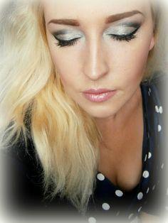 Make Up and more: Elegantes silbergraues Amu