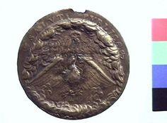 Medaglia in bronzo di Antonio Abondio per Rodolfo II d'Asburgo | Collezioni online | Museo Civico Archeologico di Bologna | Iperbole