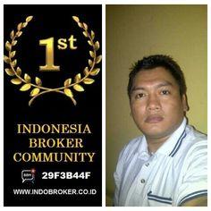 Abin Harto | Member Indobroker Kota Palu | Sulawesi Utara