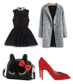 """""""Untitled #154"""" by deaswarderob ❤ liked on Polyvore"""