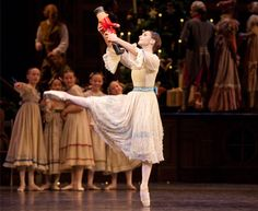 theballetblog:    The Royal Ballet's Nutcracker
