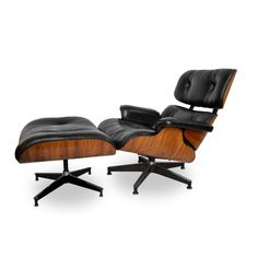 Fauteuil lounge chair de Eames Edition Herman Miller