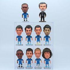 England-Chelsea-Soccer-Football-Figure-Costa-Hazard-Fabregas-Oscar-Drogba