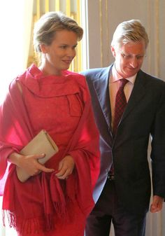 MYROYALS  FASHİON - he Belgian Royal Family attended the King Baudouin International Development Award ceremony in Brussels