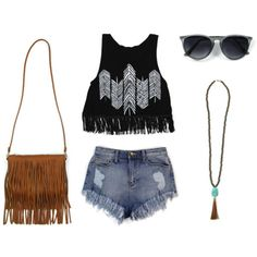 Get Festival Ready with Entourage by shopentourage on Polyvore