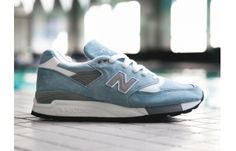 "New Balance Makes a Splash With ""Pool Blue"" 998s"