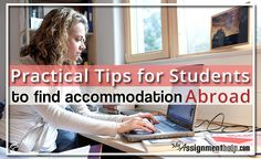 Practical Tips for Students to Find Accommodation Abroad