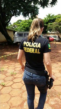 Mulher na Polícia Federal (Brasil)