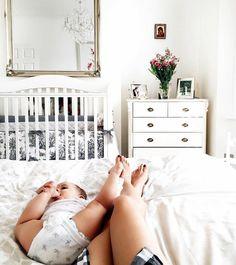Masha živi u Londonu sa dvoje djece i suprugom. Piše blog i ima predivan Instagram account.