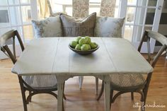 Create Style Without Breaking The Bank-New Eating Nook-View into Dining Room