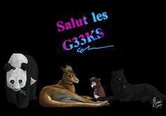 je suis une grande fan de SLG...