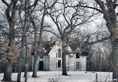 The abandoned Witherell House in Fond du Lac, Wisconsin has a mysterious past.