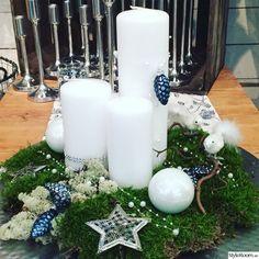 ljus,ljusfat,inspiration,dekoration,jul