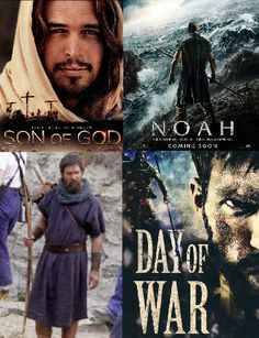 Bible Heroes Noah, Moses, King David & Jesus All Scheduled To Hit Big Screen As christianity Takes Over Hollywood in 2014