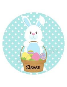 Easter Bunny T Shirt Personalized