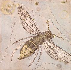 honeybee tattoo - Google Search