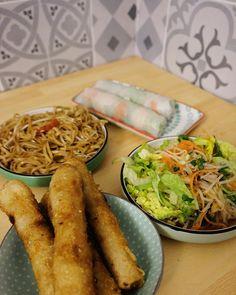 Dînette entre filles  . ___________ #asianfood #food #foodlover #blogfood #foodblog #montpellier #chinesefood #vietfood #homesweethome #pintademontpellier