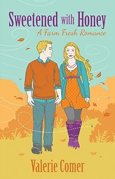 LOVE these cute covers! Sweetened with Honey (A Farm Fresh Romance Book 3) by Valerie Comer, http://www.amazon.com/dp/B00OU33ALO/ref=cm_sw_r_pi_dp_QRqxub1NVNSN0