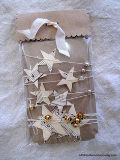 love the star garland
