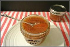 Sweet Onion Sauce Like Subway Recipe | Nosh My Way