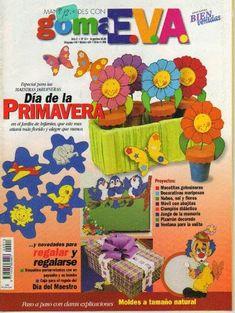 Revista gratis Goma Eva - Revistas de manualidades Gratis