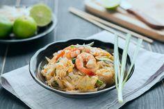 Zesty Thai Lemon-Lime Shrimp Recipe