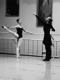 Clase de Ballet / Ballet Class