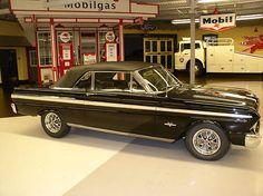 1965 Ford Falcon Sprint Convertible