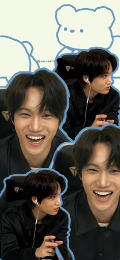 Kpop Exo, Suho Exo, Exo Kai, Exo Anime, Exo Lockscreen, Exo Korean, Kim Jong In, Exo Members, Chinese Boy
