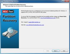 Carry out Unallocated Space Partition Recovery in Windows 7  #partitionrecovery  #freeware  #software
