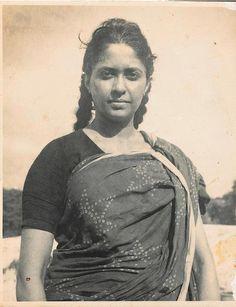 Young Kamala Das