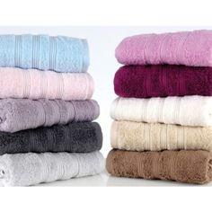 edle handtücher & duschtücher aus 880g/m² zwirnfrottier .ein, Hause ideen