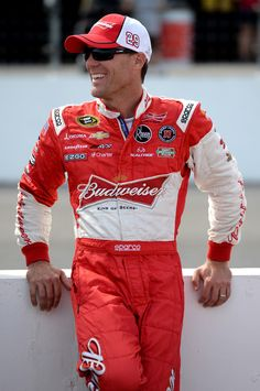 Kevin Harvick - New Hampshire Motor Speedway: Day 1