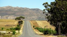 Tulbagh a small village in the wine lands area of the Boland Area Small Towns, South Africa, Country Roads, Wine
