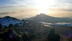 The sweeping view from the summit will stay with you for the rest of your life. Mount Meru, Top Ski, Mount Kilimanjaro, Tanzania, Trekking, Wilderness, Adventure Travel, Climbing, Tourism