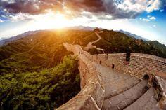 ¿La gran muralla china es visible desde la luna?