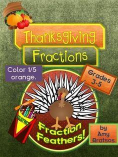 Fun & engaging fraction problem solving activities grades 3-5