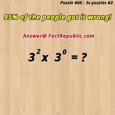 Interesting Puzzles | Fact Republic