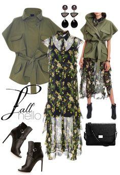 Модные сеты женской одежды из круизных коллекций 2017