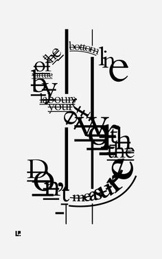 Success #ConcretePoetry #Poetry #CaffeineAndConcrete #Typography #Type #Bembo