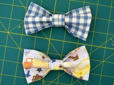another bow tie tutorial