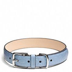 Coach Dog Collars On Pinterest Dog Collars Leather