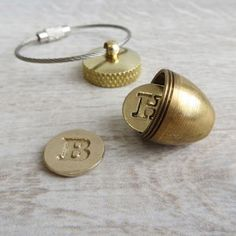 Personalised Secret Message Locket Key Ring Gift by Gracie Collins, the perfect gift for Explore more unique gifts in our curated marketplace. Mini Things, Acorn, Key Rings, Metal Working, Personalized Gifts, Wedding Gifts, Unique Gifts, Container, Place Card Holders